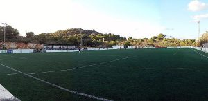 shorta football field Sa Lleona