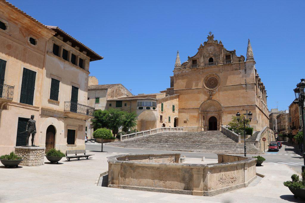 Esglesia Sant Miquel Felanitx