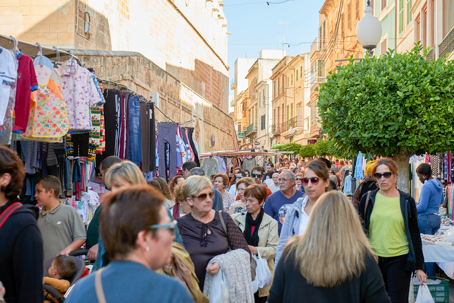 Ferias del municipio Felanitx