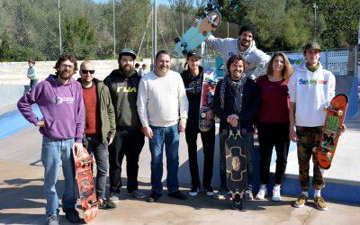 El nou Skatepark de Felanitx s'inaugura amb una Diada plena d'activitats sobre rodes