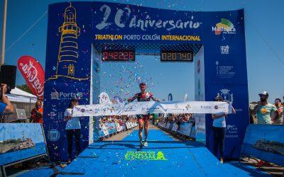 Compte enrere per a la nova edició del Triatló de Portocolom el pròxim 8 d'abril