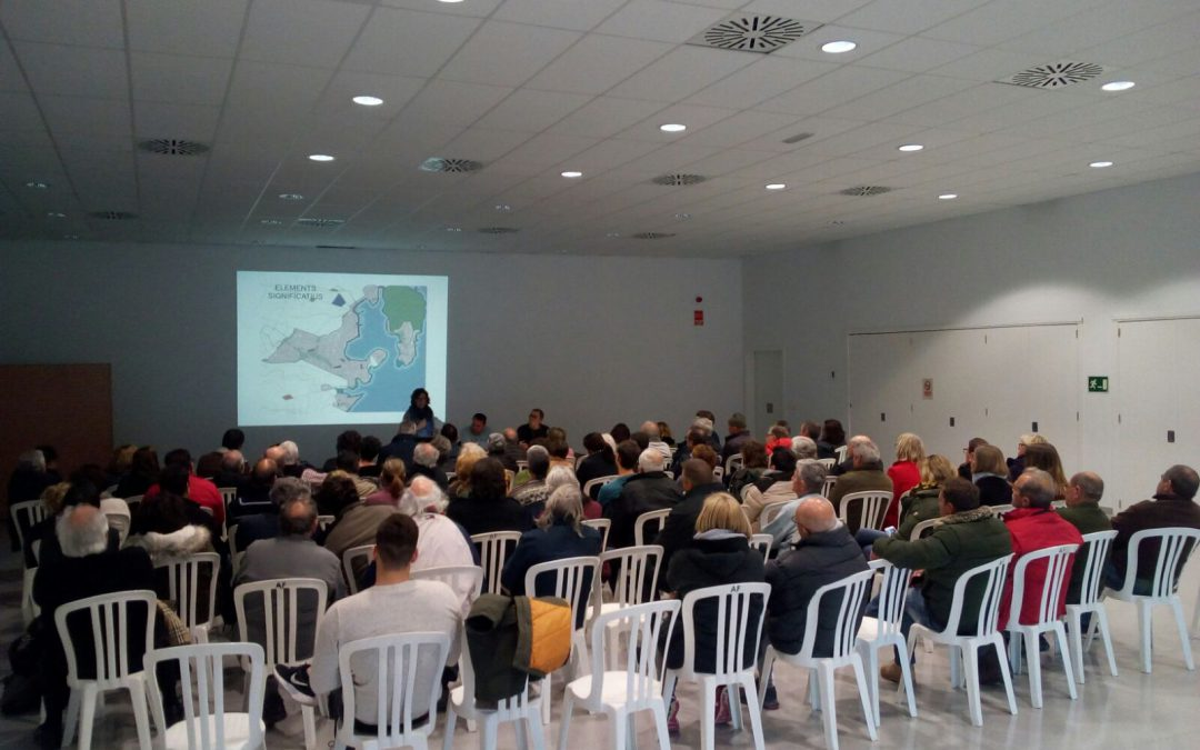 L'Ajuntament tanca la roda de reunions per a donar a conèixer l'Avanç del Pla General a les diferents poblacions del municipi
