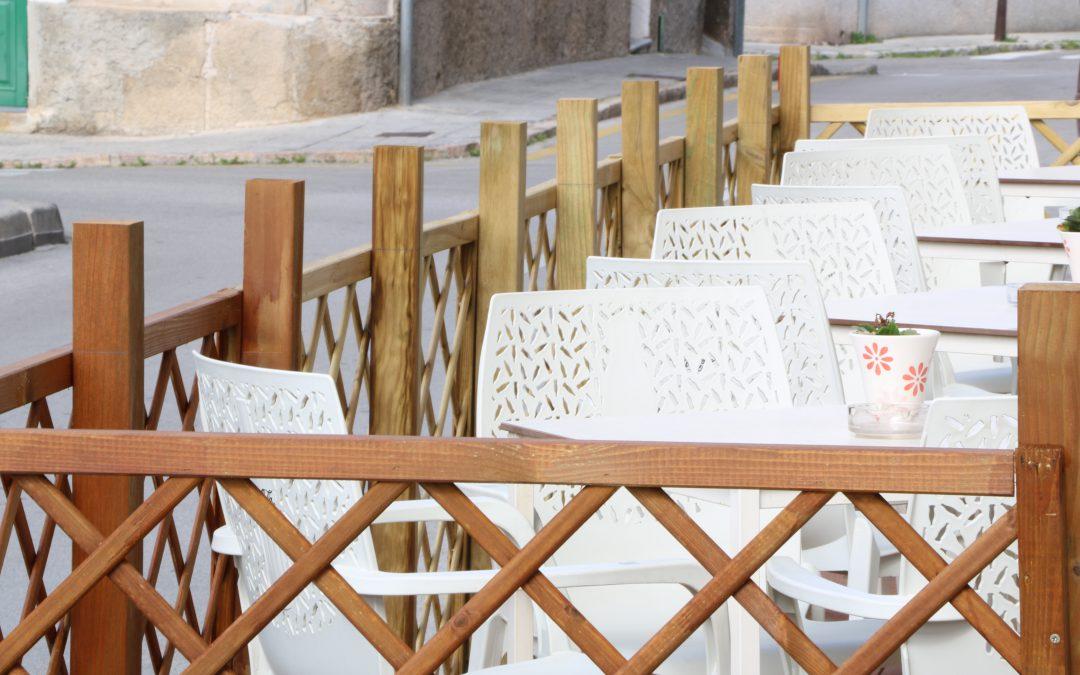Felanitx redueix un 50% la taxa d'ocupació de la via pública per a terrasses amb la nova ordenança