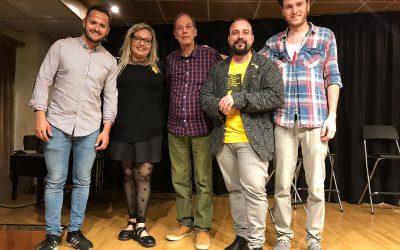 """Joan Josep Barceló guanya la tercera edició del certamen Miquel Bauçà de poesia amb """"Svalvard"""""""
