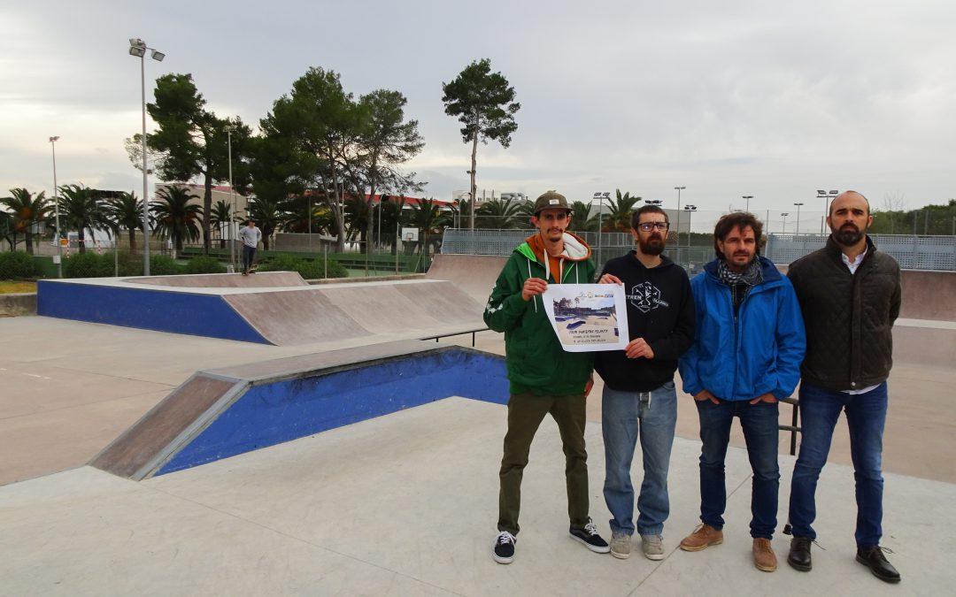 S'inaugura la segona fase del skatepark de Felanitx amb una nova diada oberta a tothom