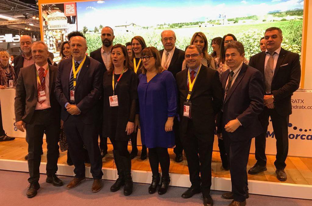 Felanitx presenta a FITUR noves rutes de MTB i trekking pels camins públics de tot el terme municipal