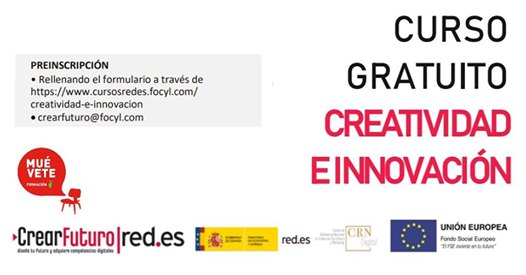Curso gratuito de Creativitat i innovació