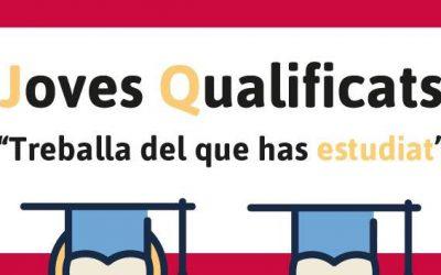 """ProgramaJoves Qualificats """"Treballa del que has estudiat"""""""