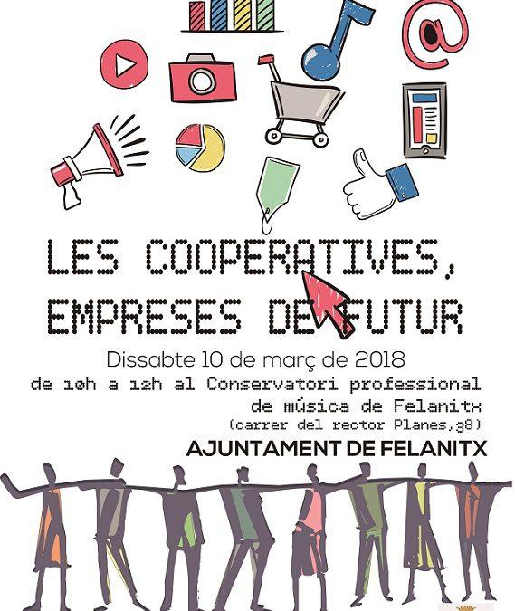 """Jornada a Felanitx """"Les cooperatives, empreses de futur"""""""