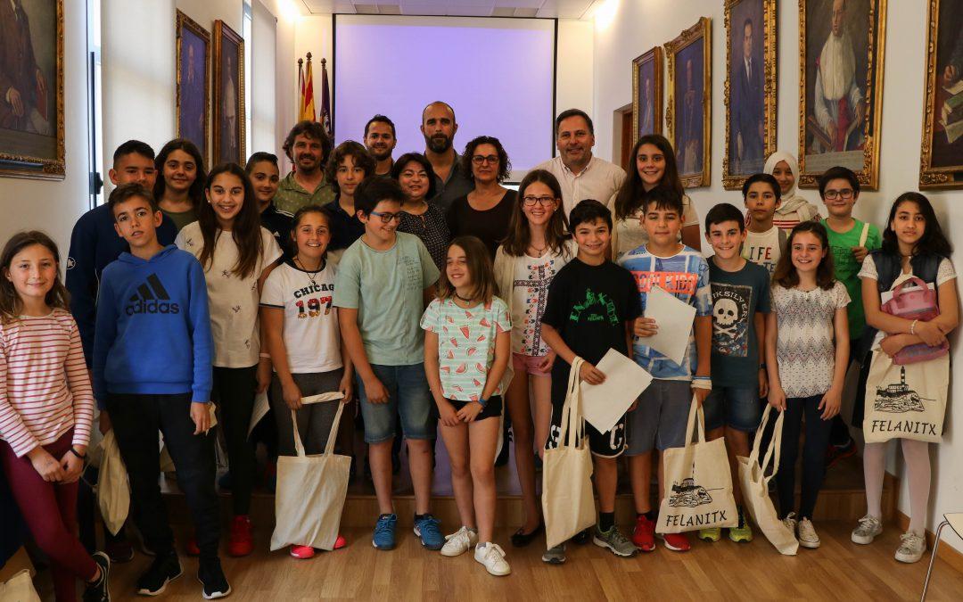 El passat 30 de maig es va celebrar a la Sala de Plens de l'Ajuntament el segon Consell d'Infants de Felanitx