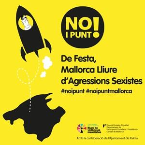 Dia de Sant Agustí, campanya NO I PUNT!